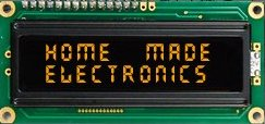 Home Made Electronics