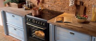 виды электроплит для кухни