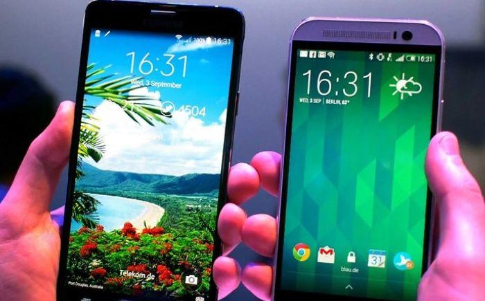 какой экран смартфона лучше