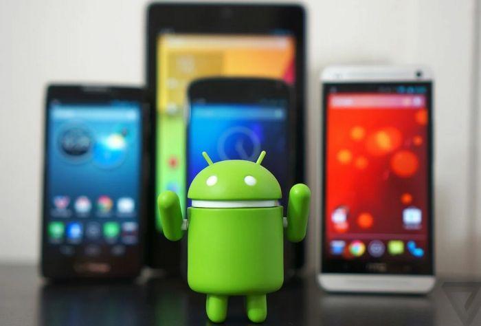 новинки андроид телефонов